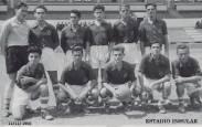 Osasuna Schamann, un equipo grancanario de los años 50