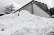 La nieve activa en Austria la alerta máxima