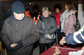 Hogueras en Cadreita para celebrar San Antón