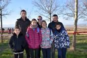 Moncayo-La Ribera: atletas prometedores