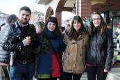 Txistus y tamboriles por San Sebastián en Andosilla