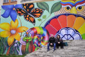 Murales en Tafalla