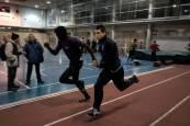 El burladés Rubén Pascual Cortés, de 27 años, con discapacidad intelectual, campeón del mundo de atletismo