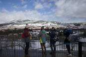 Nieve en Navarra | 3 de febrero