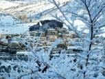 Fotos de los lectores de la nieve en Navarra
