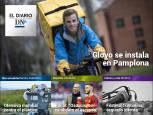 El Diario DN+: La aplicación Glovo se asienta en Pamplona