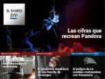 El Diario DN+: las cifras del 'Circo del Sol' en el Navarra Arena