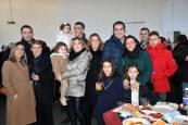 Encuentro vecinal en Milagro por fiestas de San Blas