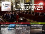 El Diario DN+: Los acusados del 'procés' dudan de la imparcialidad del Tribunal