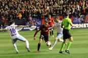 Osasuna 1 - 0 Zaragoza