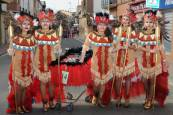 Un desfile lleno de imaginación y trabajo en Milagro