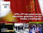 El Diario DN+: UPN y PP, juntos a las generales y a las forales y municipales