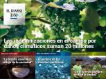 El Diario DN+: Entrevista a los primos Saralegi, ganadores de la txapela en el Parejas de Aizkora