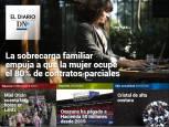 El Diario DN+: las cifras de la discriminación laboral de la mujer en Navarra