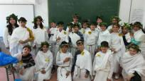Carnavales escolares en Navarra