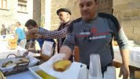 Día de la Tostada en Lumbier