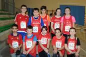 San Adrián, Caparroso, Lerín y Cárcar con sus atletas promesas