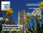El Diario DN+: El Parlamento británico tumba el Brexit por tercera vez