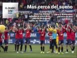 El Diario DN+: Osasuna refuerza su liderato