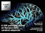 El Diario DN+: Los casos de daños cerebrales adquiridos en Navarra