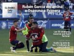 El Diario DN+: La decimotercera victoria consecutiva de Osasuna en El Sadar