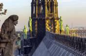 Así era la catedral Notre Dame de París antes del trágico incendio