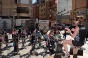Sexta edición del Maratón de Spinning de Lodosa