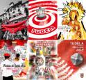 Carteles finalistas de fiestas de Tudela