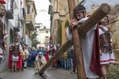 Recreación de la Pasión viviente de Cristo en Andosilla 2019