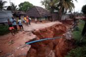 Devastación en Mozambique por el ciclón Kenneth