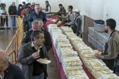 Imágenes de la Feria del Espárrago de Dicastillo