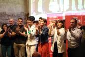Presentación de la candidatura del PSN a las elecciones del  26 de mayo