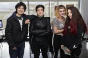 Jóvenes y cultura japonesa en la 'Otaku night'