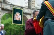 Desfile de la Guardia Civil en Pamplona por su 175º aniversario