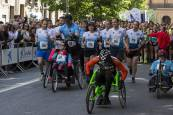 Media maratón de Pamplona