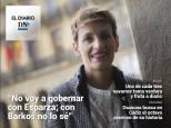 El Diario DN+: La entrevista a María Chivite