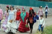 20 años celebrando el Rocío en Fitero