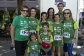 Marea verde de apoyo a la lucha contra el cáncer