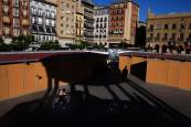 Fotos de la Plaza del Castillo