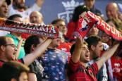 Búscate en la grada del Osasuna 1 - 0 Oviedo