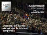 El Diario DN+: Osasuna no captará nuevos socios