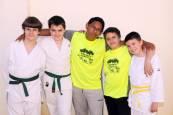 Una jornada festiva alrededor del deporte en Marcilla