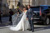 Fotos de la boda de Pilar Rubio y Sergio Ramos