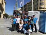 ANA: pádel solidario en Pamplona