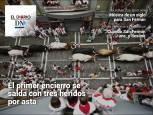 El Diario DN+: Encuentros y desencuentros en San Fermín