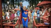 Superman no pudo volver a la plaza de toros 40 años después
