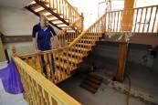 Testimonios de los afectados en Tafalla