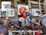 El Diario DN+: La puerta grande de Cayetano