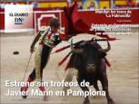 El Diario DN+: La crónica de la séptima corrida de San Fermín