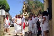 Fotos del segundo día de fiestas de San Martín de Unx 2019